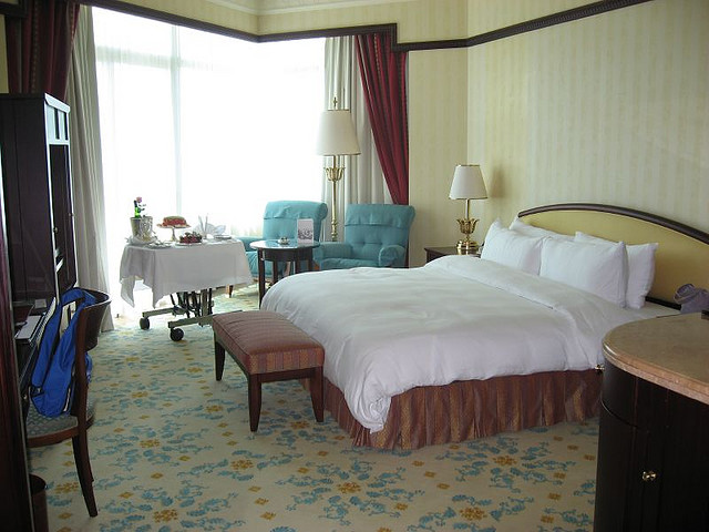 Chambre double du The Empire Hotel And Country Club