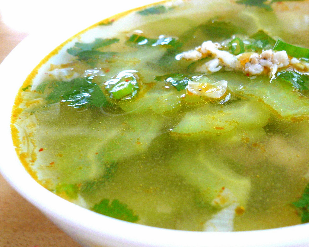 Soupe A La Courgette (Zucchini Soup) Recipes — Dishmaps