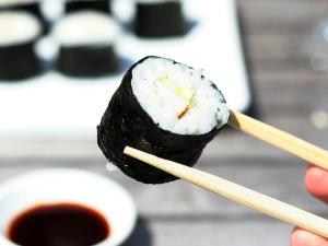 Recette Sushi Maki au fromage